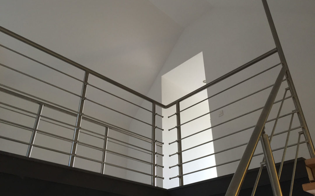 Rénovation totale d'habitation, exemple avec un corps de Ferme