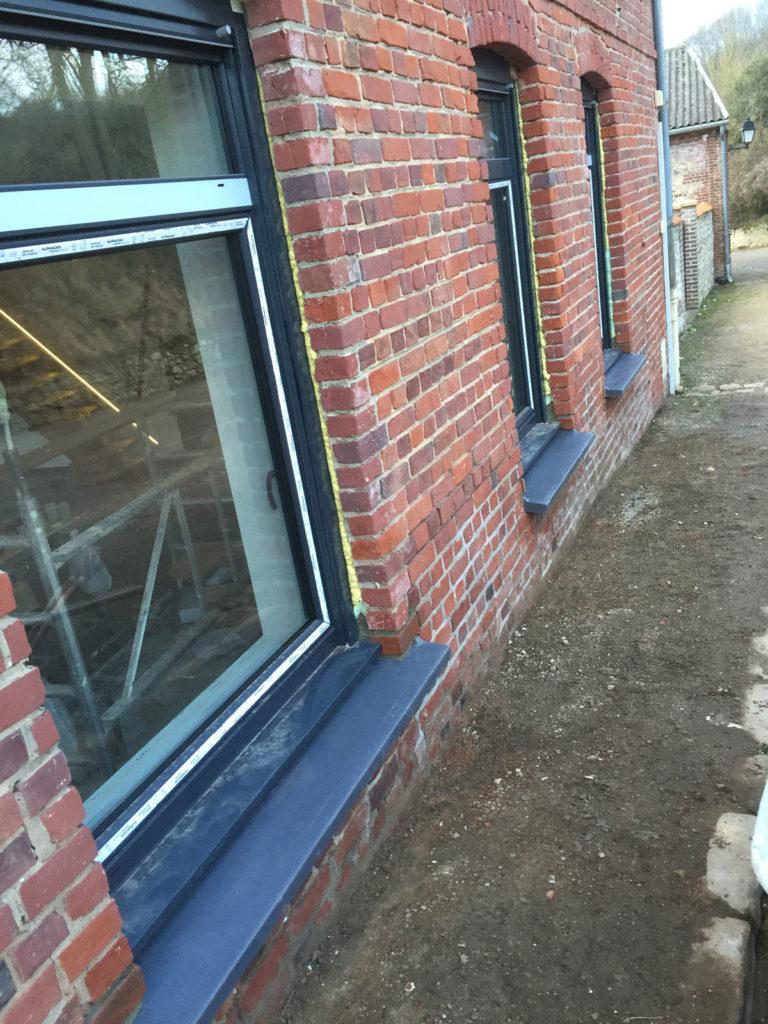 rénovation totale d'habitation